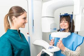Компьютерная томография зубов на аппарате PLANMECA ProMax 3D (Финляндия)