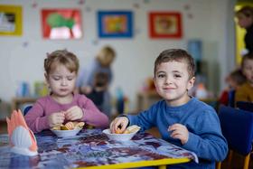 Приглашаем в детский сад «Кей-Эс-Ви»