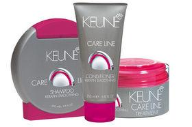 Кератиновое насыщение волос Care Line.