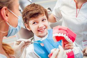 Детский прием в центре семейной стоматологии «Дентико»