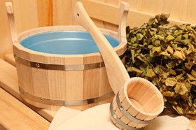 Предлагаем все виды бань - финская сауна, ароматическая, солевая и турецкая.