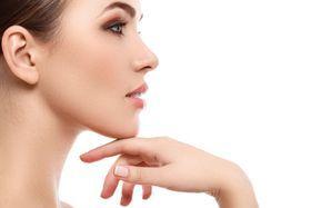 Безоперационная коррекция угла нижней челюсти
