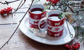 Горячие напитки для уютных зимних вечеров