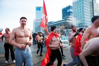 Отпраздновать здорово: в Минске пройдут массовые забег и заплыв 23 февраля