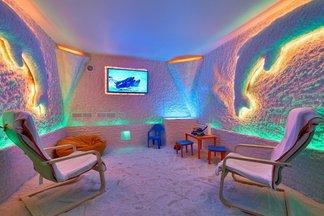В Минске можно бесплатно оздоровиться в соляной пещере