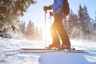 Где в Минске покататься на лыжах