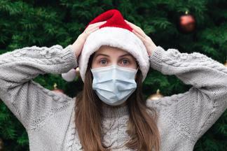 Новые правила ношения масок во время пандемии представила ВОЗ