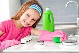 Маленький помощник, или Приобщаем детей к домашнему труду