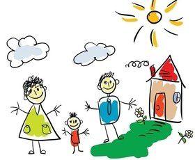 «Расшифровываем» детский рисунок