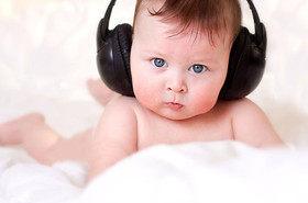 Мои первые звуки