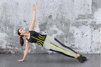 7 вариантов упражнения планка  от фитнес-тренера