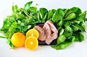 Фолиевая кислота — «витамин зелени»