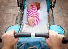 Первые прогулки с новорожденным летом
