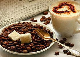 Несколько чашек кофе в день могут снизить риск инфаркта