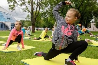 Марафон здорового образа жизни «#САД» стартовал в Минске