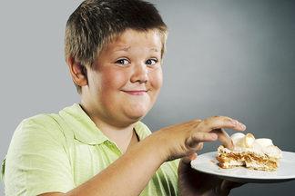 Психология полного ребенка: детям, как и взрослым, свойственно заедать трудности