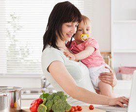 Питание кормящей мамы: можно и нельзя