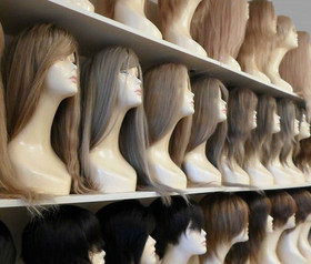 Изготовление натуральных париков! Пряди, накладки, шиньоны.