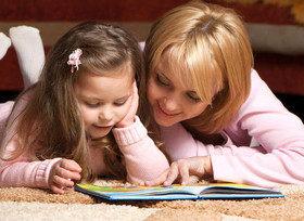 Почему важно читать детям вслух?