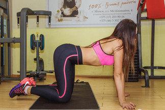 ТОП-10 упражнений для  упругих  ягодиц, или  Делаем  попу привлекательной