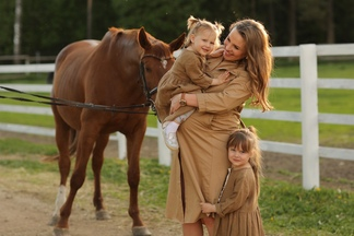 «Амбассадор уверенного материнства». Разговор по душам с Никой Болзан