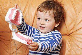 Детский стоматолог: к врачу без слез