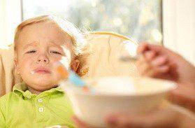 Нехочуха: почему ребенок не ест?