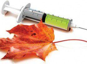 В Беларуси начинается вакцинация от гриппа
