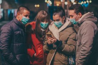 Коронавирус: как карантин и самоизоляция влияют на развитие эпидемии