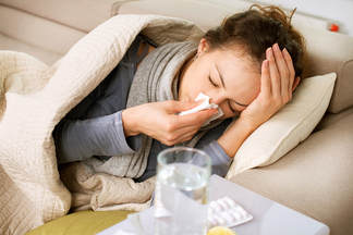 Сезонный подъем заболеваемости ОРИ продержится еще пару недель