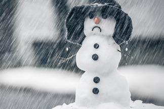 Одевайтесь тепло! В выходные ожидаются дожди с мокрым снегом