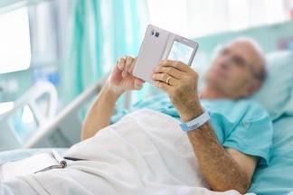В минских больницах появится бесплатный Wi-Fi