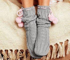 Особенности ухода за ногами в зимний период
