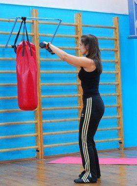 Комплекс упражнений от фитнес-инструктора Московского ФОЦ
