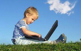 Ребенок и компьютер: 3 мифа
