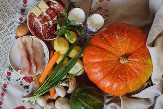 Три полезных блюда из тыквы: мастер-класс от белорусского повара
