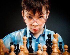 Воспитание будущих гениев