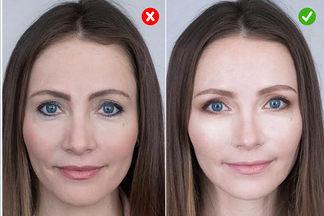 Не надо так: как макияжем  не  прибавить себе  пару  лет