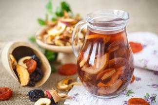 Рецепт вкусного и полезного пряного компота