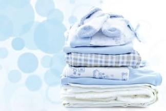 Чистота без аллергии: стираем детские вещи