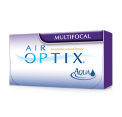 CIBA Vision Air Optix Multifocal