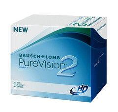 Контактные линзы Bausch+Lomb Pure Vision 2HD