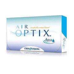 Контактные линзы CIBA Vision Air Optix Aqua