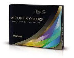 Alcon Air Optix Colors (Gemstone Green)