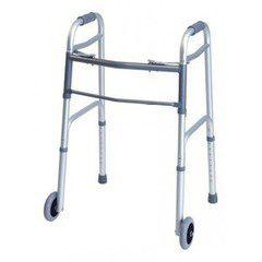 Аверсус Ходунки для взрослых на колесиках (складные) Х-2С
