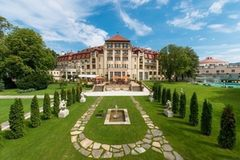 Ibookmed Курорт Пьештяны Гостиница Danubius health spa resort thermia palace 5*