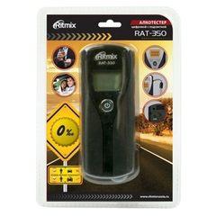 Алкотестер Алкотестер Ritmix RAT-350 Black