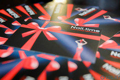 Nail Time Сертификат в Nail Time