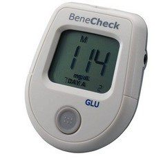 Система контроля крови General Life Biotechnology BeneCheck Chol. GLU Dual контроль уровня Холестерина и Глюкозы
