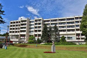 Отдых и оздоровление за рубежом Ibookmed Курорт Бардеевские купели Санатория Ozon 3* - фото 1